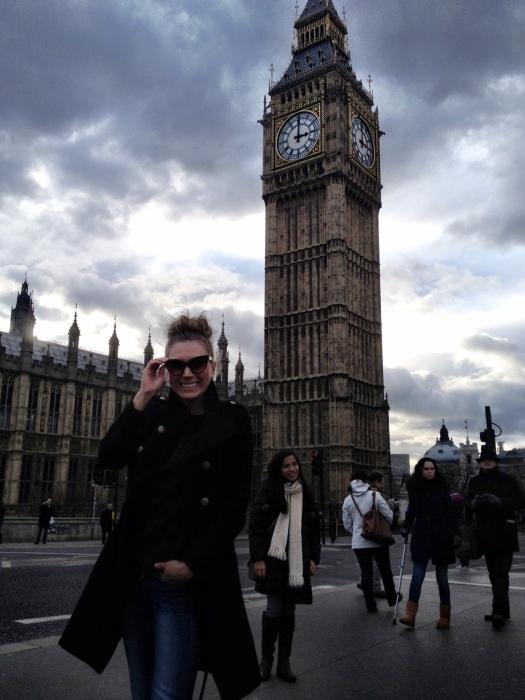 Westminster at Big Ben