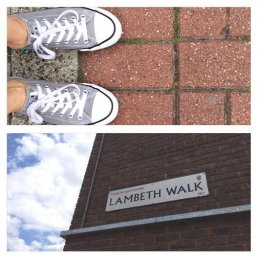 London walk 1