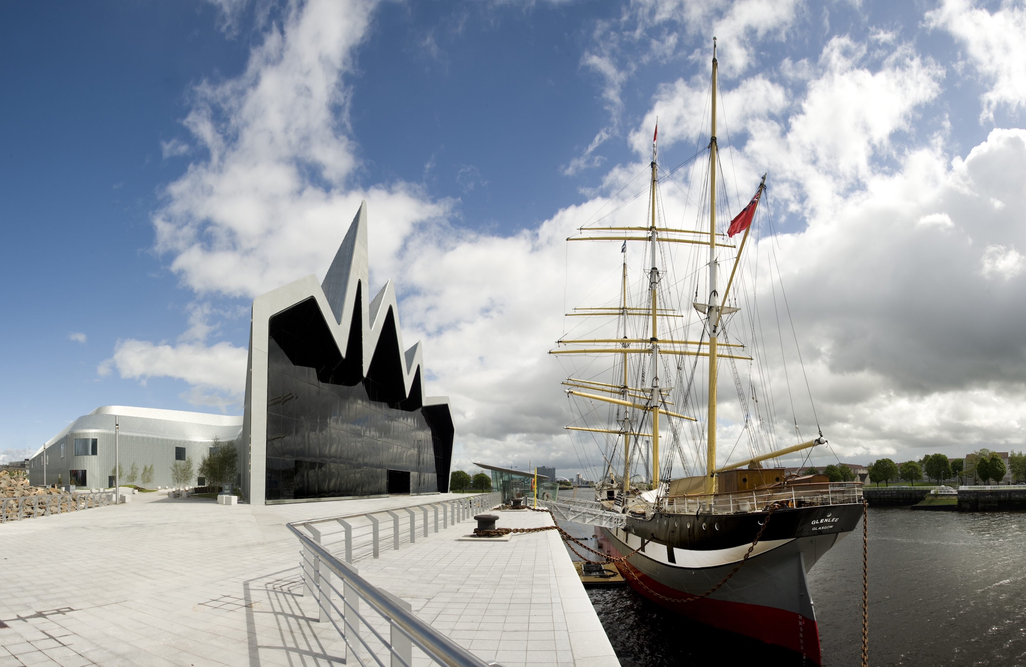8. Riverside Museum. Credit Culture and Sport Glasgow (Museums)