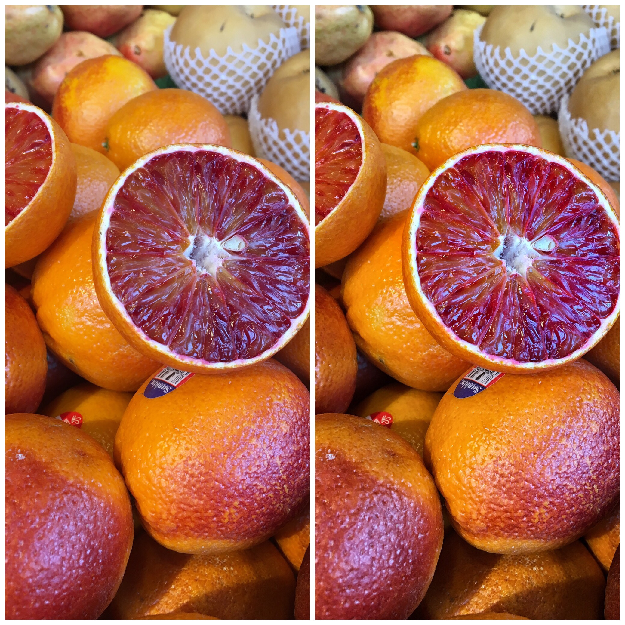 Grapefruit before after edit